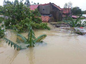 Trong hôm nay (20-10) mưa tiếp tục diễn ra với lượng mưa được cảnh báo vượt 100mm tại hai tỉnh Hà Tĩnh và Quảng Bình.